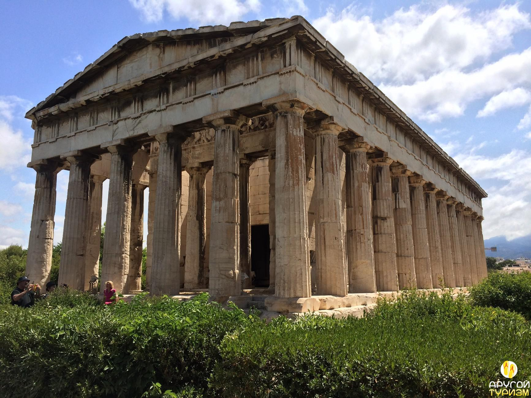 Храм Гефеста