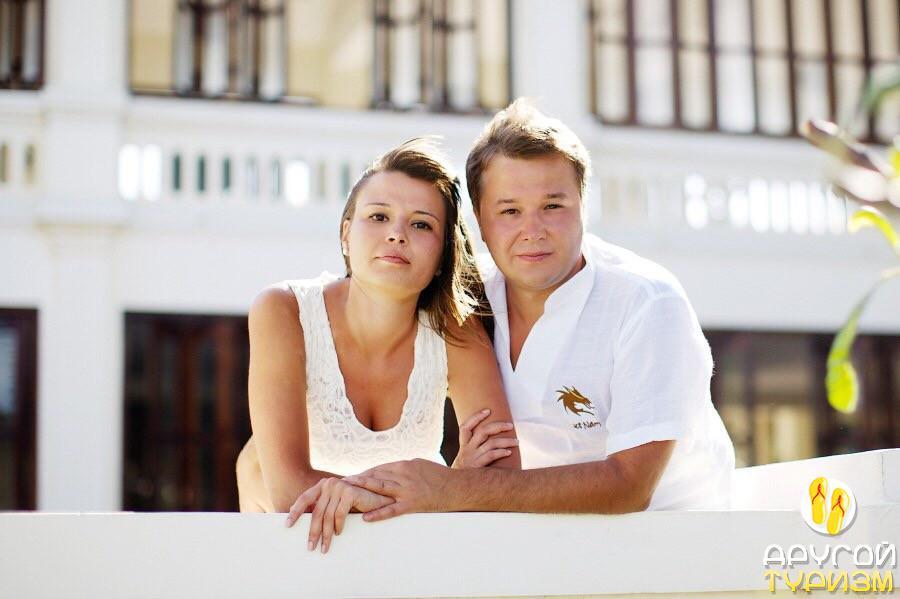 Юлия и Михаил Скрябины